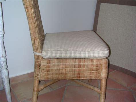 galette de chaises galette de chaise a nouer