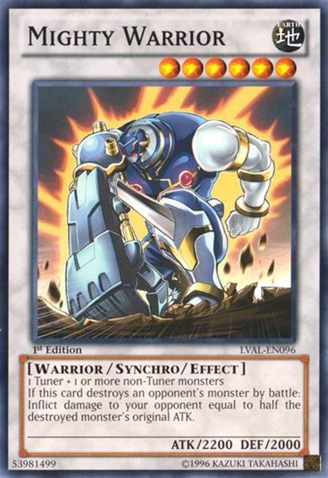 warrior deck yugioh mighty warrior yu gi oh wikia