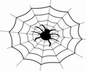 Spider Web Pictures Clip Art - Cliparts.co