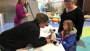 Dayton Children's patients reverse the roles and perform ...