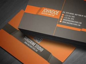 Tangerine Studio Business Card – Lemon Graphic | Singapore ...