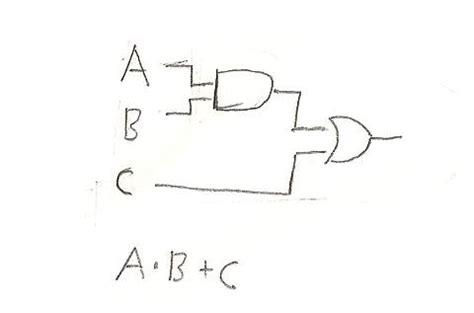 How Draw Boolean Circuit Diagram Circuitikz Tex