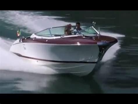 Riva Italian Boats For Sale by Riva Boats Price 1 000 000 Aquariva By Gucci Commercial