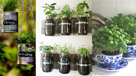 how to make an indoor herb garden how to make an indoor