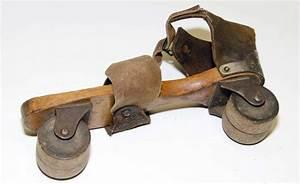 Patin A Roulette Vintage : galerie photo de patins roulettes anciens ~ Dailycaller-alerts.com Idées de Décoration