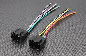 Car Stereo Radio Head Unit Wire Wiring Harness Adapter