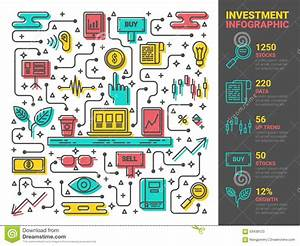 Investment Infographic Stock Vector - Image: 59438123