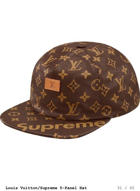 supreme hat price supreme x louis vuitton hat supreme louis vuitton cap
