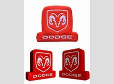 Giant Inflatable Automobile Logos Golden Openings