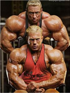 bodybuilding training on steroids