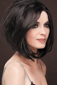 Comment Couper Les Cheveux Courts : se couper les cheveux au carr ~ Farleysfitness.com Idées de Décoration