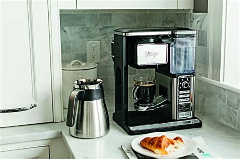 ninja coffee bar auto iq programmable coffee maker