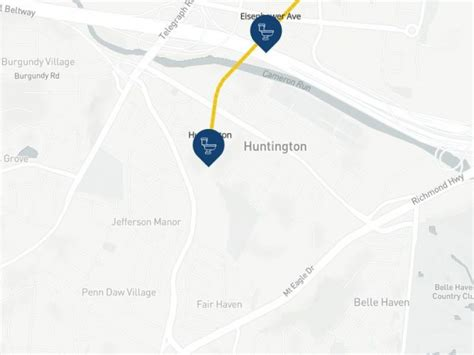 app finds closest bathroom  huntington metro