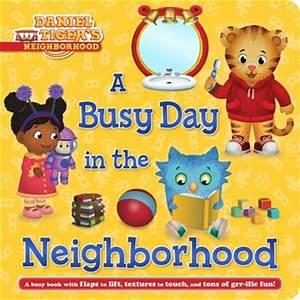 Daniel Tiger's Neighborhood Books by Becky Friedman ...