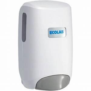 Ecolab Nexa Manual Soap Dispenser 750ml White