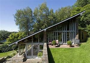 This superb 1960s architect-designed house in Ansty ...