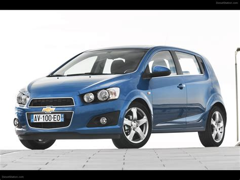 Chevrolet Aveo Hatchback 2018 Exotic Car Picture 01 Of 52