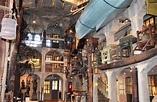 Mercer Museum in #Doylestown, PA - Fun!!   Mercer museum ...