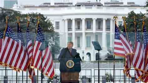 Pro-Trump rally arrests Washington DC, DC Police confirms ...