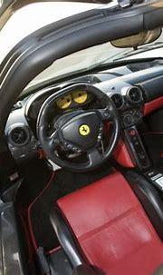 2002 04, Ferrari, Enzo, Us spec, Supercar, Interior ...