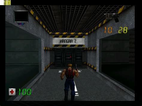 duke nukem hour zero n64 games gamefabrique game screenshots nintendo cdkeys person