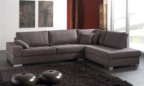 home center canapé canapé d 39 angle méridienne tissu calypso home center