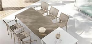 Salon De Jardin Beige : salon jardin id es de meubles modernes et pratiques ~ Teatrodelosmanantiales.com Idées de Décoration
