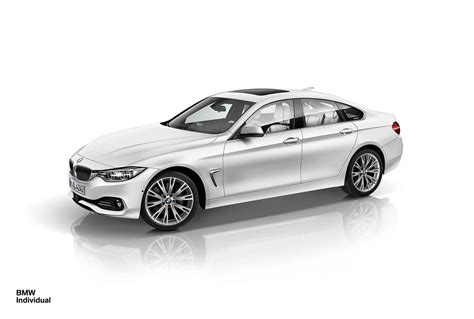 Bmw 4 Series Coupe Backgrounds by Bmw Individual S 4 Series Gran Coupe Is A Classic Story Of