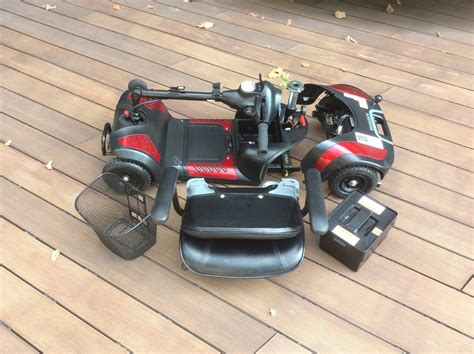 Refurbished Phoenix 4-wheel Mobility Scooter For Sale