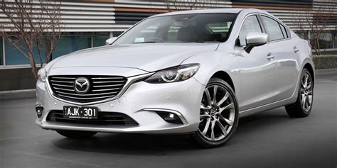 Mazda Picture by 2017 Mazda 6 Review Caradvice