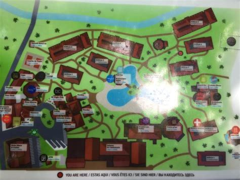 hotel map picture of be live collection marien