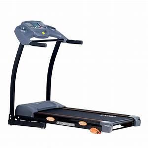 Kobo 2 Hp Motorized Treadmill Jogger For Home Gym Cardio