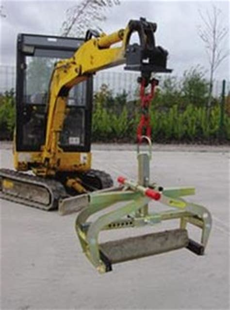 block grabs excavator attachment  lifting digbits quality wear parts  earthmovers