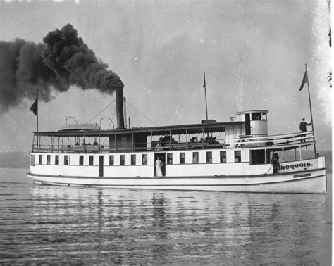 Steam Boat Old by Steamboat Iroquois 47019 Old Steamboats Pinterest