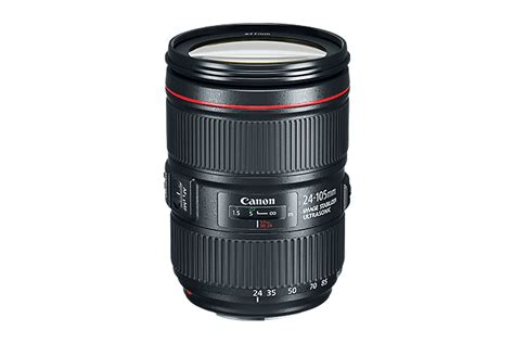 canon u s a inc ef 24 105mm f 4l is ii usm
