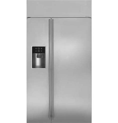zissdkss monogram  built  side  side refrigerator  dispenser monogram appliances