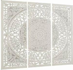 Holz Ornament Wand : wanddeko und ornamente bestseller shop mit top marken ~ Whattoseeinmadrid.com Haus und Dekorationen