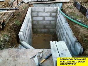 Reserve D Eau De Pluie : la construction du bassin de jardin de safari r serve d ~ Melissatoandfro.com Idées de Décoration