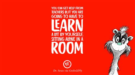 beautiful dr seuss quotes  love  life