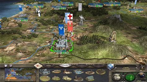 medieval ii total war  mac media feral interactive