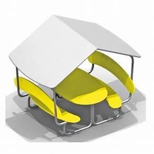 Table Pique Nique Enfant : table de pique nique avec toit table pique nique pour les ~ Dailycaller-alerts.com Idées de Décoration
