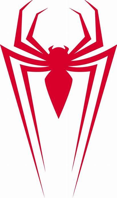 Spiderman Spider Symbol Transparent Clipart Miles Morales
