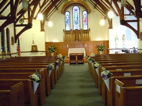 decorating for wedding ceremony at church church decorating ideas house experience