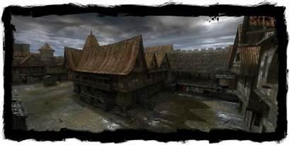 District Locations Gamebanshee Vizima Temple Witcher Nonhuman