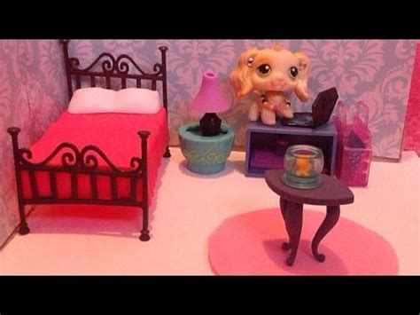 lps diy bedroom tutorial part  floor  furniture