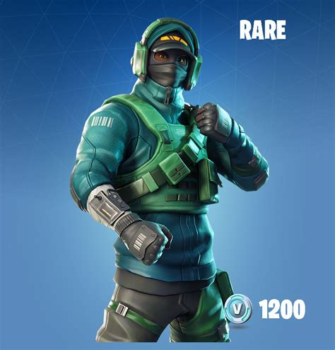 fortnite skin reflex skins list reflejos fornite rare attack asian games game outfits xbox 1200 fanboy avatar