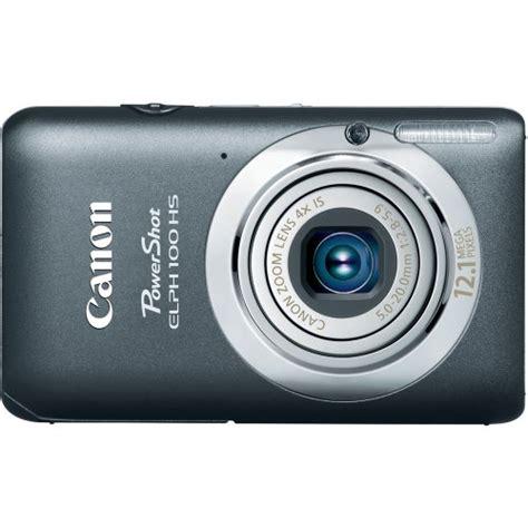 Point & Shoot Digital Cameras Canon Powershot Elph 100 Hs