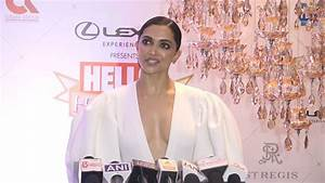 HOT Deepika Padukone At HELLO Hall Of Fame Awards 2018 ...