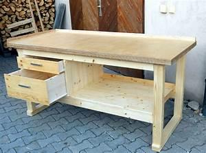 Werkbank Aus Holz : werkb nke ~ Markanthonyermac.com Haus und Dekorationen