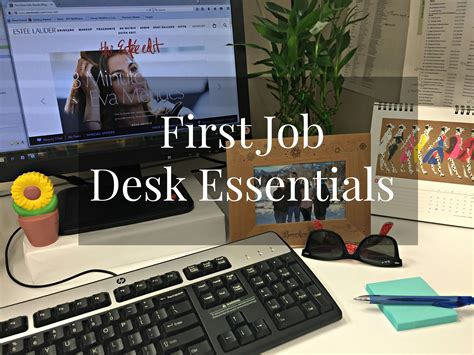 Office Essentials by I Don T Want To A Desk But Just In